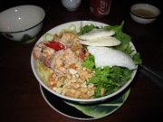 Hoi An local dish - mi quang