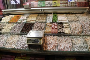 Turkish Delights - the taste and texture is simply divine