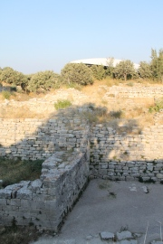 """The """"top of the city"""" walls, apparently there is more below..."""