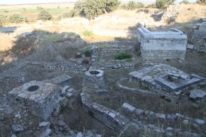 Ancient ruin number 1: Troy