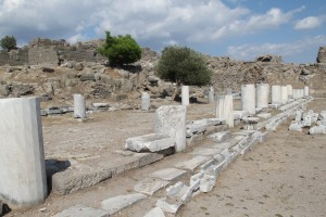 Ancient ruin number 2: Pergamum
