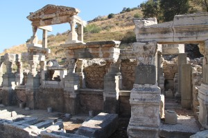 Ancient ruin number 3: Ephesus