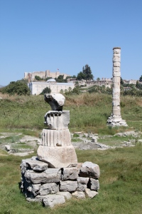 Ancient ruin number 4: Temple of Artemis