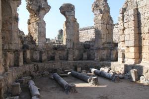 Ancient ruin number 6: Perge