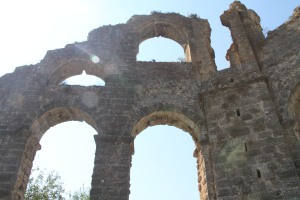 Ancient ruin number 7: Aspendos