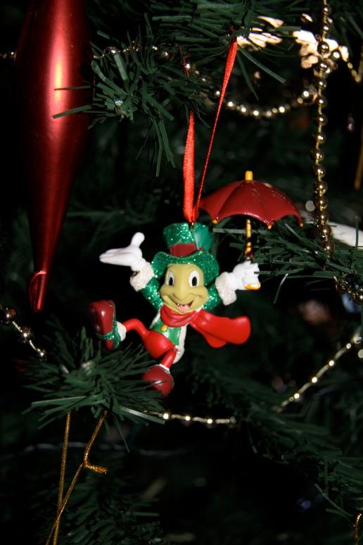 Jiminy Cricket DisneyWorld