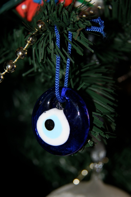 Evil eye from Istanbul, Turkey