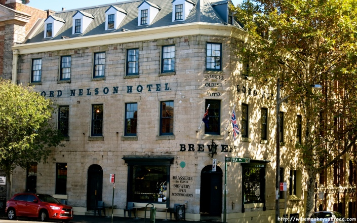 Lord Nelson Hotel - one of the oldest pubs in Sydney